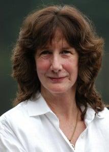 Author Lucia St. Clair Robson