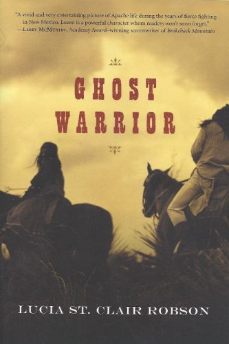 Ghost Warrior Cover