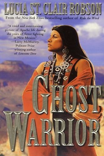 Ghost Warrior Book Cover Full