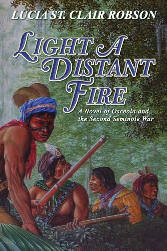 Light A Distant Fire Full Book Cover