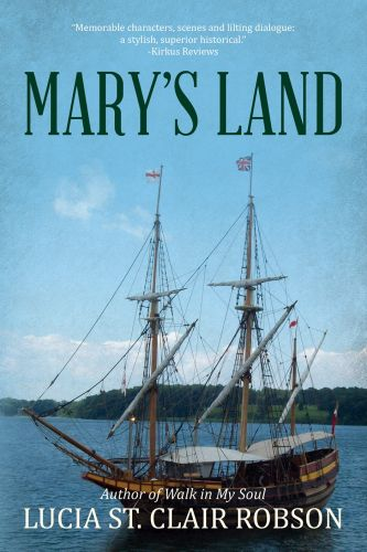 Mary's Land Full Cover