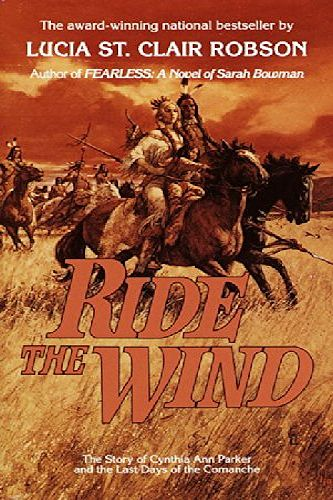 Ride The Wind Book Cover Full