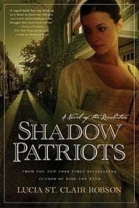 Shadow Patriots Full Book Cover