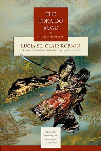 The Tokaido Road Full Book Cover