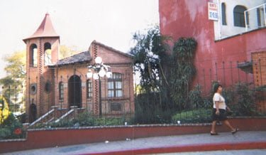 Church In Cuernavaca