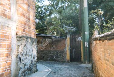 Cuernavaca Alley
