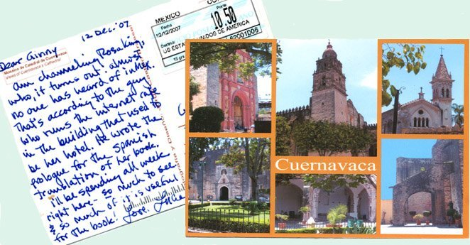 Cuernavaca Postcard