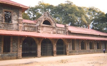 Cuernavaca Train Station