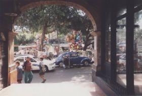Cuernavaca's zocalo
