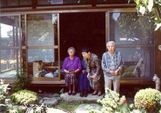Lucian In Japan - 1990