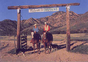 Double R Ranch at Grapevine Canyon